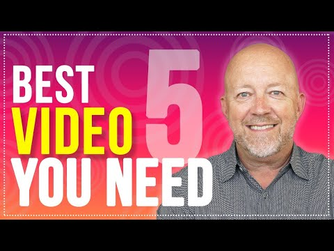Video Marketing Ideas: The 5 Essential Videos For A Small Business in 2019