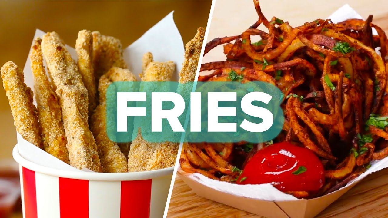 maxresdefault - 7 Recipes For Anyone Who Loves Fries