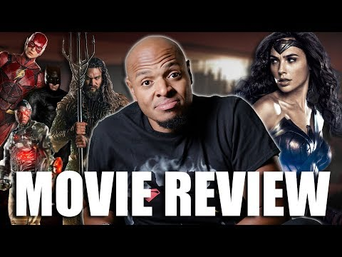 'Justice League' Review - I Got Issues