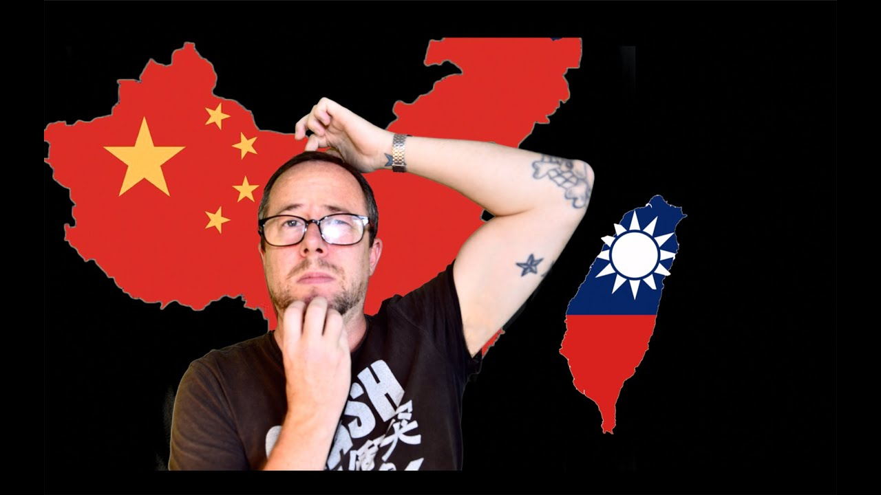 Part 2 | Taiwan's a better place for foreigners to live than China | 作為一個外國人生活在台灣比作為一個外國人生活在中國更好第二部分