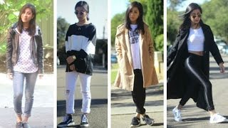 Outfits Of the Week - Autumn Australia | Dominique Amor
