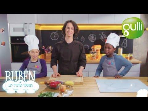 Ruben et les p'tites toques : Couscous du potager ! À déguster sur Gulli !