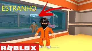THE STRANGE PLAYER!!! TALK TO ME!! (ROBLOX)-SINISTER-