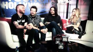 Seether on the Science of Partying
