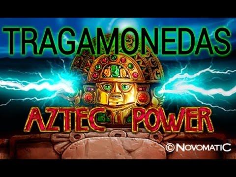 AZTEC POWER Tragamonedas de 3d gratis / máquina de juego / online free slot