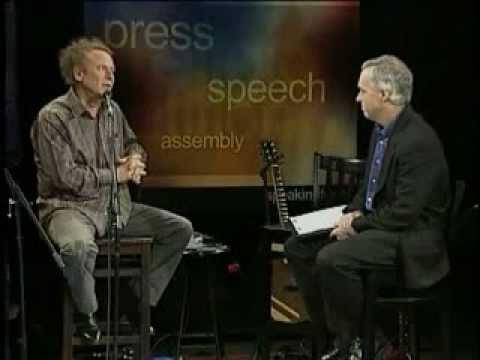 Art Garfunkel - Speaking Freely - Part 1/4
