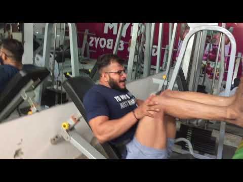 7Rep....370kg...Leg press...Xtreme Fitness Gym....💪💪💪