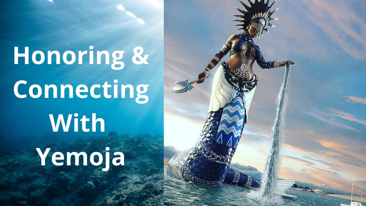Download Honoring & Connecting With Yemoja