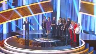 Шоу Одна родина на телеканале Интер. Выпуск № 5.
