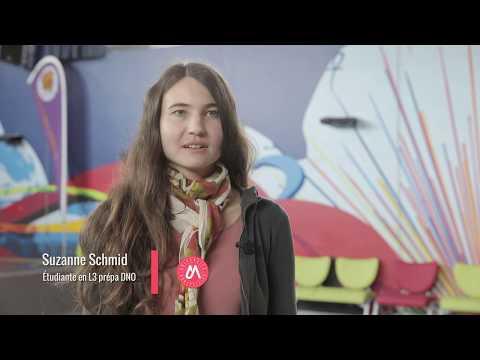 Interview D'Étudiants De La L3 Chimie Prépadno