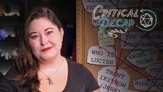 Critical Recap -- Episode 70: Causatum