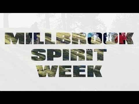 Millbrook Spirit Week 2017