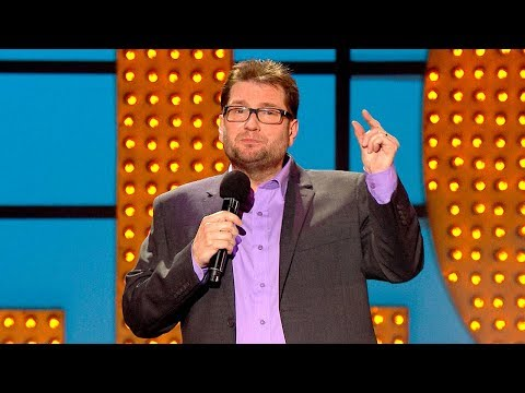 Gary Delaney's Amazing One-Liners | Live At The Apollo | BBC Comedy Greats