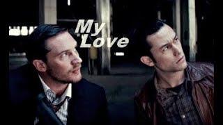 Eames & Arthur; my love