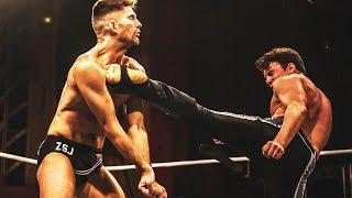 Zack Sabre Jr Vs Mike Bailey - Internet Championship Match (Defiant Wrestling #7)