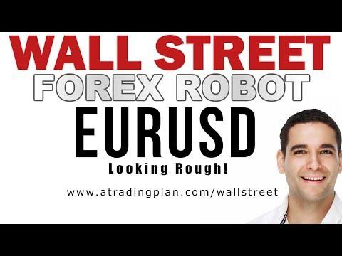 WALL STREET FOREX ROBOT - EURUSD TEST RESULTS