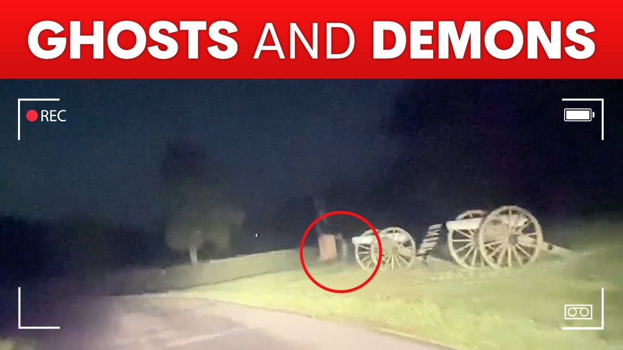 Download GHOSTS AND DEMONS CAUGHT ON CAMERA | A compilation of the internet's most divisive videos.