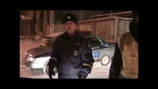 ГИБДД Челябинска Защитничек капитан Клепинин(, 2013-04-26T23:28:58.000Z)