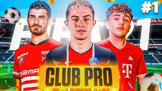 ON CRÉE NOTRE CLUB FIFA AVEC LA TEAM CROÛTON ! (Allez Croûton GS)