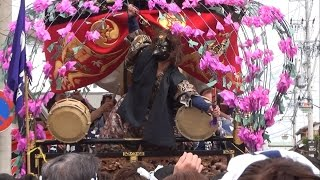 遠州横須賀 三熊野神社大祭 実録カラス天狗 ノーカット版