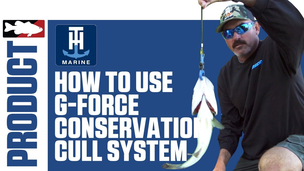 Jared Lintner and Alex Davis Culling with the T-H Marine G-Force Conservation Cull System