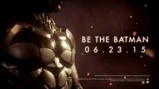 "Batman  Arkham Knight - ""Все кто преследуют тебя"" - Трейлер"