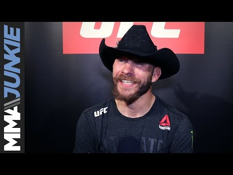Donald 'Cowboy' Cerrone full post-UFC Fight Night 126 interview
