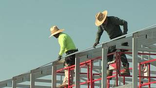 Absolute Steel Building Installation - Big Building Kit YouTube Videos