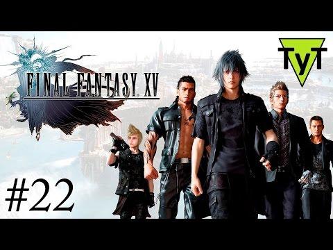 Final Fantasy XV [PS4] #22. Глава 8. Каналы Крестхольма