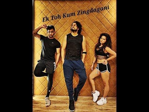 Marjaavaan: Ek Toh Kum Zindagani | Nora Fatehi | Tanishk B, Neha K | Fitness Dance Routine | Dgm
