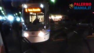 Tram Palermo, una domenica di ordinaria follia sulla linea 1