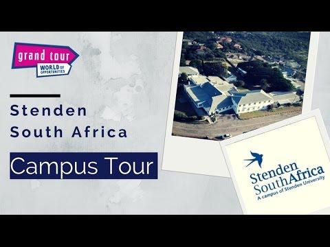 Stenden South Africa - Campus Tour