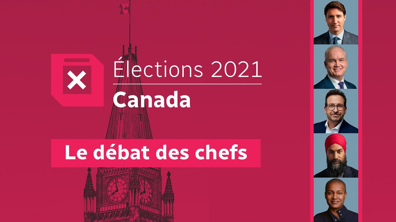 Download Le débat des chefs 2021