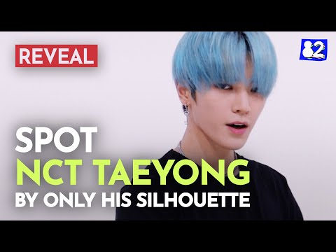 Silhouette Dancer: Taeyong [Reveal]