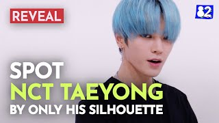 One out of five is the real NCT's Taeyong. Guess. 태용을 찾아라ㅣThe Silhouette Dancer 실루엣댄서