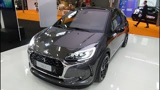 2018 DS 3 Performance - Exterior and Interior - Bologna Motor Show 2017