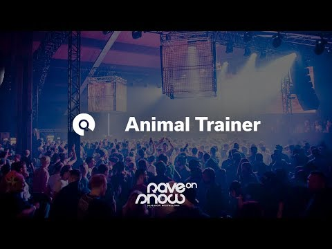 Animal Trainer - Rave On Snow 2017 (BE-AT.TV)