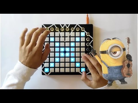 Minions - Banana  // Launchpad Cover