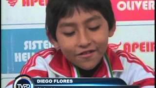 Saco Oliveros Pequeños Genios TV Perú Deportes