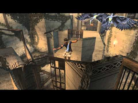 Prince of Persia: The Sands of Time Trilogy 3D Walkthrough/Gameplay PS3 #2
