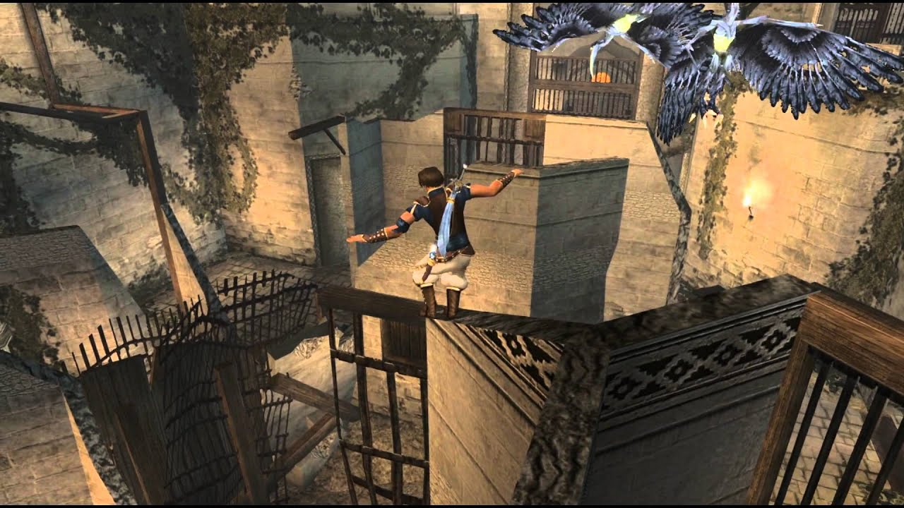 Prince Of Persia The Sands Of Time Trilogy 3d Walkthrough Gameplay Ps3 2 Youtube