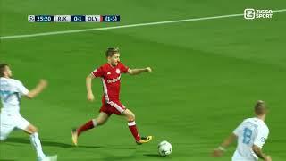 Video Gol Pertandingan Rijeka vs Olympiakos Piraeus