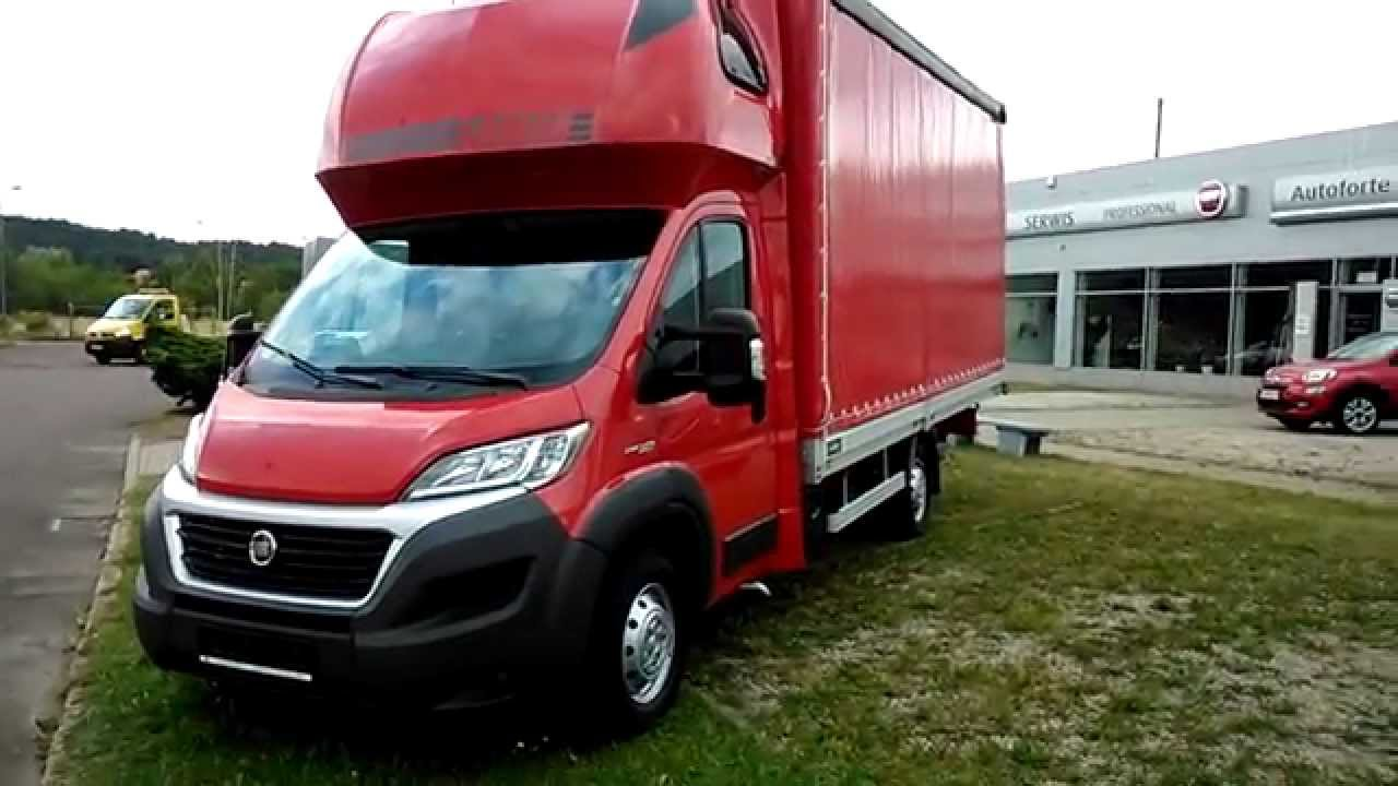 fiat ducato maxi 3 0 mj 180 km 10 europalet transport. Black Bedroom Furniture Sets. Home Design Ideas