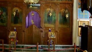 ヨルダン マダバ 聖ジョージ教会
