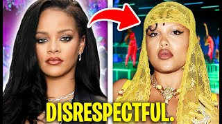 The REAL REASON Rihanna Is Getting Cancelled.