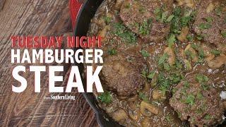 How To Make Hamburger Steak | Cooking Tutorial