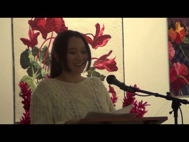 Excerpt from Pioneer Girl by Bich Minh Ngyuen, read by Eimi Taormina