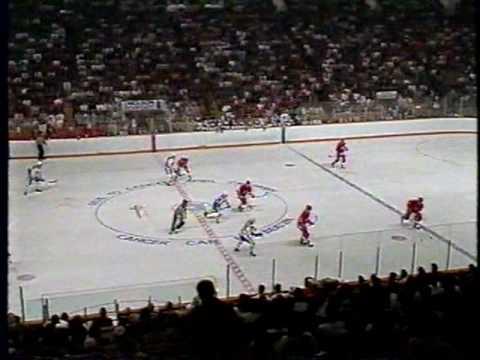1988 Norris Semifinal - Detroit vs. Toronto (game 6—part 3)