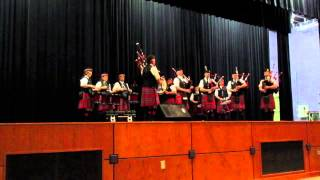 2015 Medley from Scots Highland Pipes & Drums NH Indoor Games