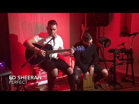 Perfect - Ed Sheeran Acoustic Cover - Symposium Music